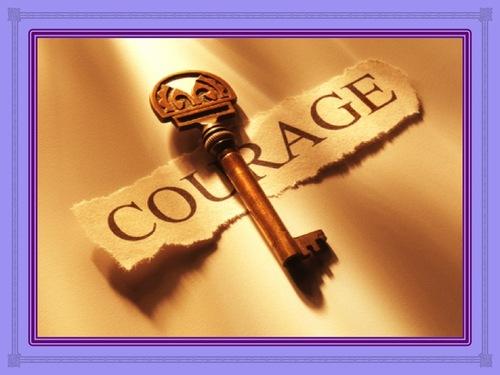 Êtes-vous courageux ? (1 à 3)