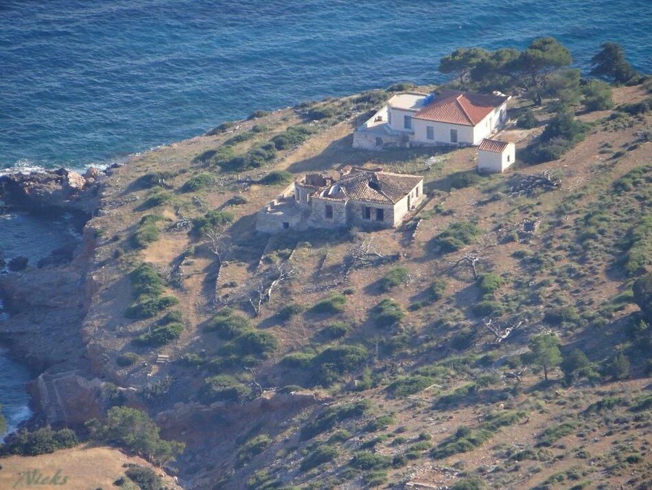 Hydra en Grèce,