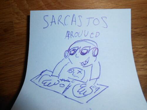 La musique de Sarcastos