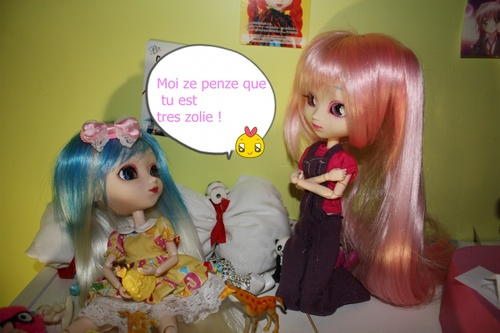 La full custom de Pinku !