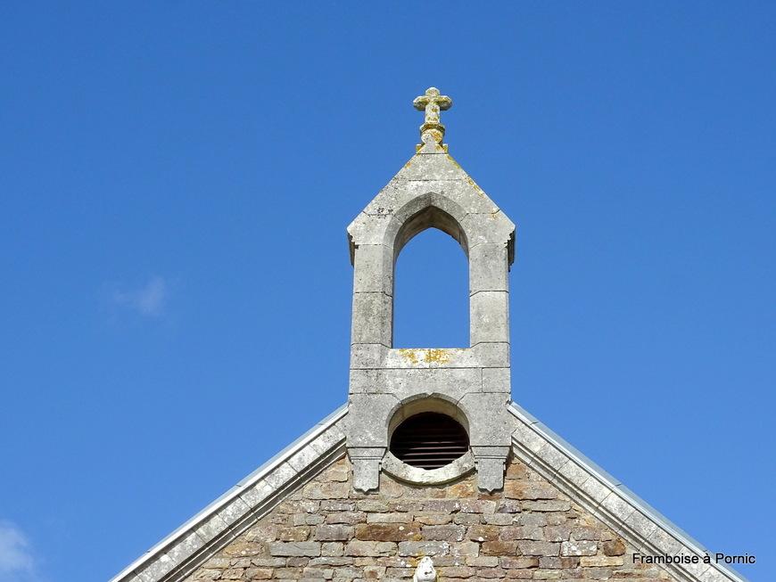 VUE - La chapelle de la Blanchardais - Journée Patrimoine 2019