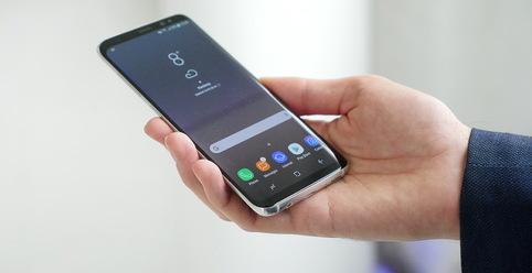 Samsung Galaxy S8 : une télécommande hors de prix !