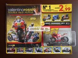 N° 1 Valentino Rossi
