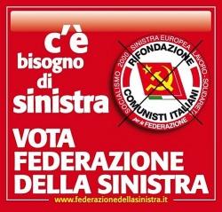 La « Fédération de la gauche » explose en Italie
