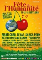 Prochains concert : Samedi 11 septembre à 20h et dimanche 13 septembre à 13h - Stand du PCF 28 - FETE DE L'HUMA-PARIS