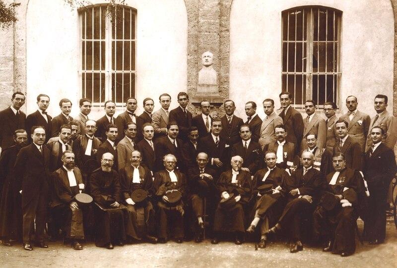 L'École de Droit de Beyrouth et René Cassin en 1930