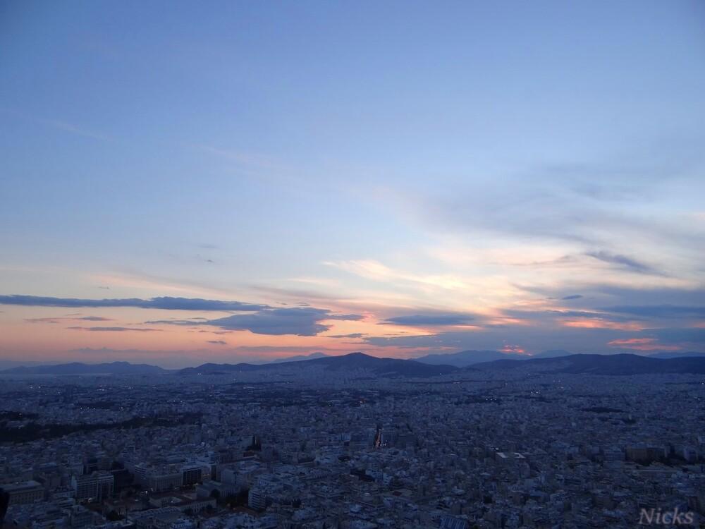 Athènes  Grèce,