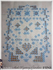 The Blue Secret Hardanger Sampler