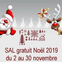 """SAL de Noël """"Jardin Privé"""""""