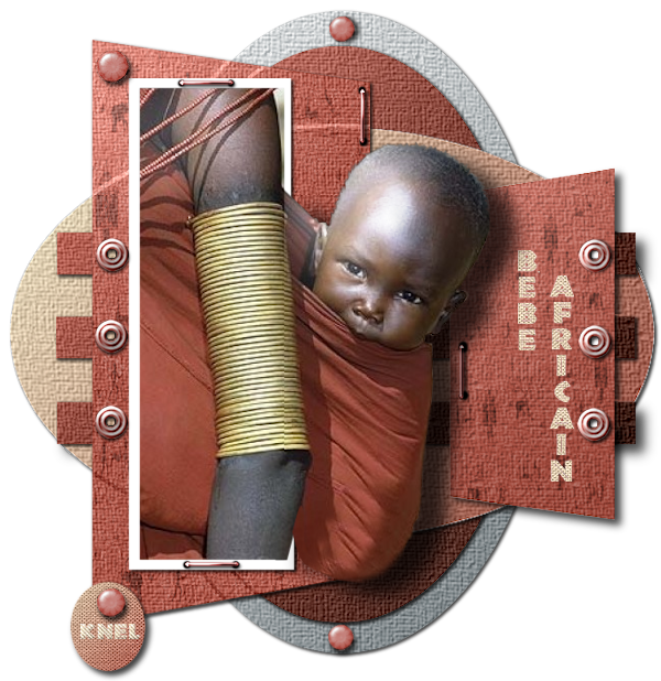"""""""Bébé Africain"""""""