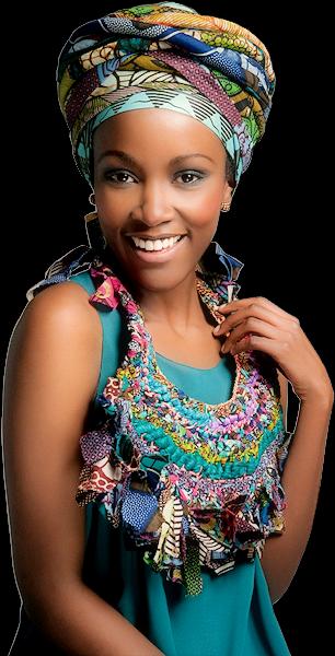 Tubes femmes création africaine 6