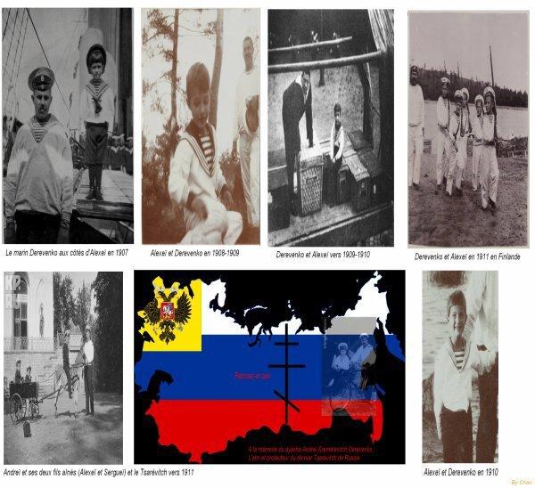 Le dyakha controversé : Andreï Eremeïevitch Derevenko