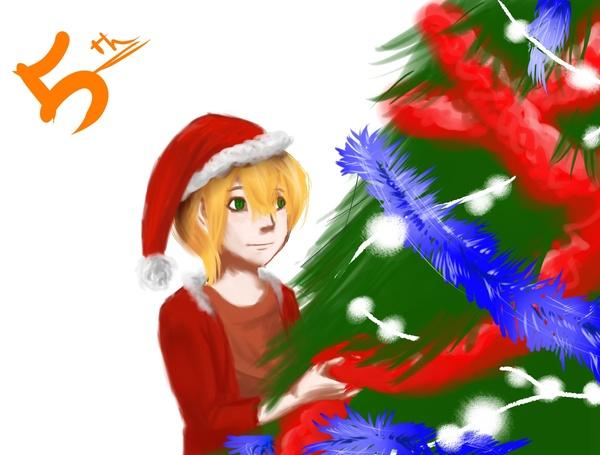 Eudes et le Sapin de Noël !