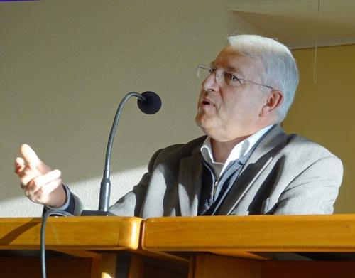 """""""Les fondateurs cisterciens, de Robert de Molesme à Bernard de Clairvaux"""", une conférence de Gérard Beureux pour l'Association Culturelle Châtillonnaise"""