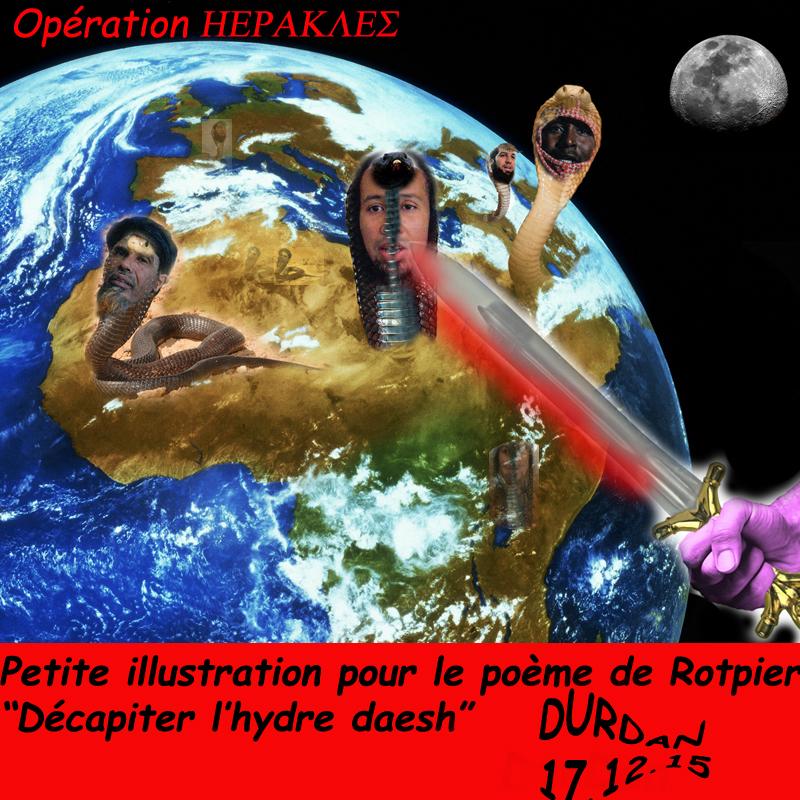 Décapiter Daesh