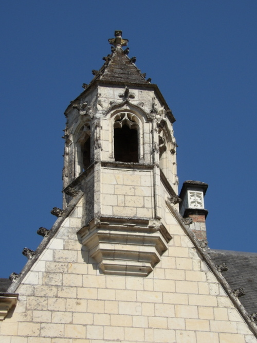 Le château d'Ussé (1 )