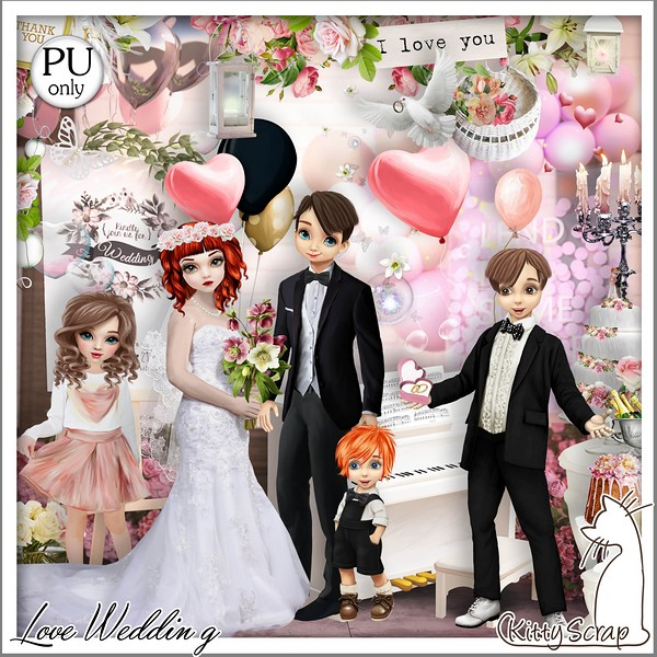 LOVE WEDDING - lundi 29 juin / monday june 29th Kitty565