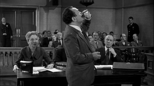 Le témoin à abattre, Illegal, Lewis Allen, 1955