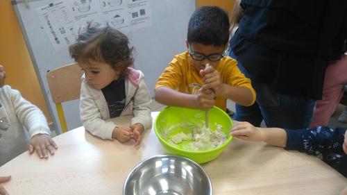 Ateliers de l'Avent - Acte 1 : Pâtisserie