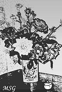 Bouquet feuilleton