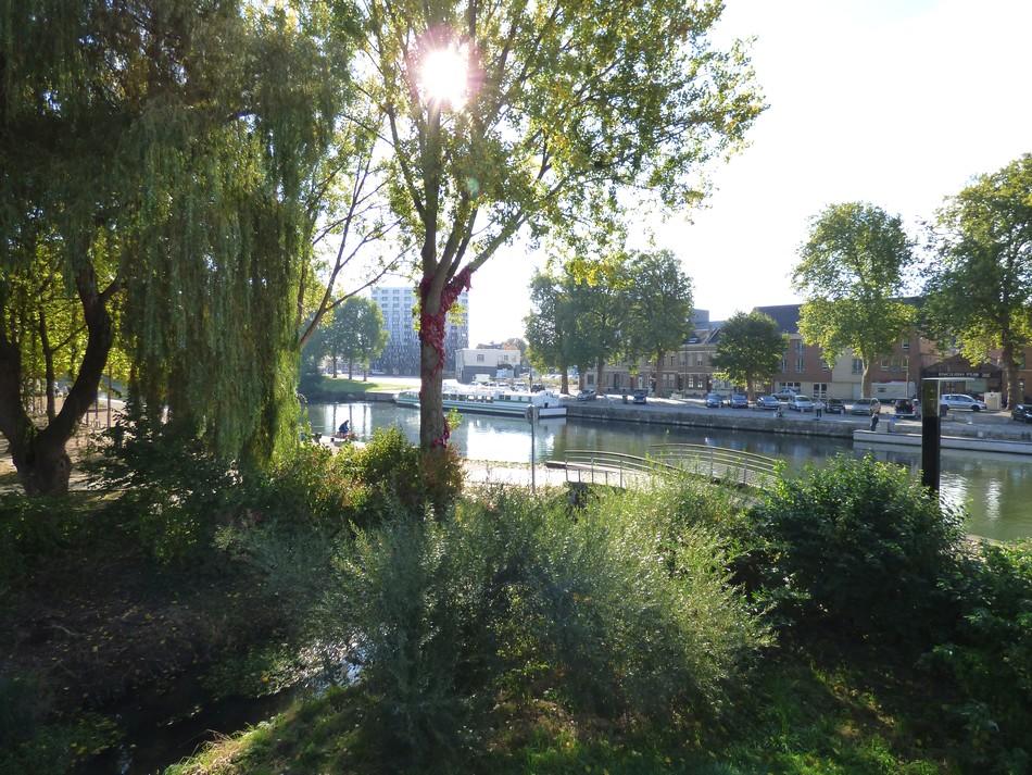 Amiens aux couleurs de l'automne