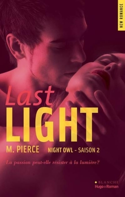 Night Owl tome 2 de M. Pierce