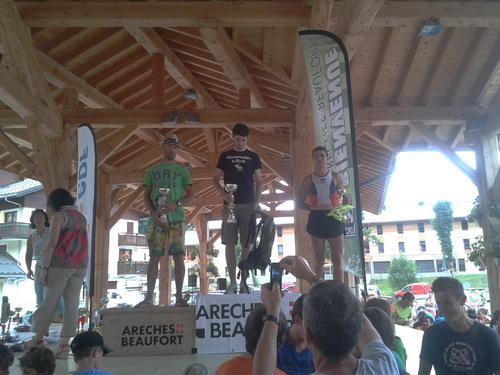 Les podiums de la Frison-roche envahi par le CMSAB