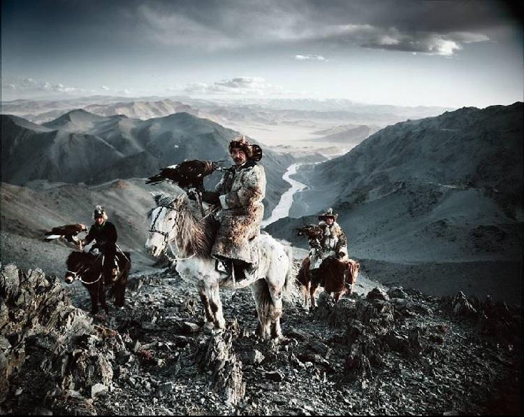 Images du monde : Peuple Kazakh