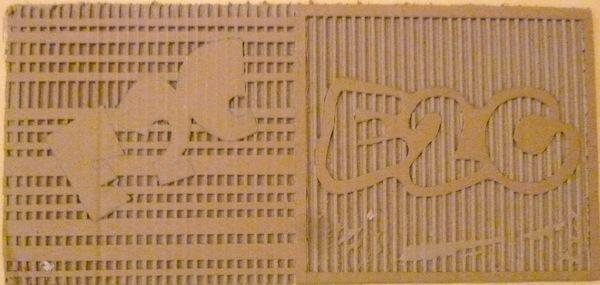 Récup'art cardboard
