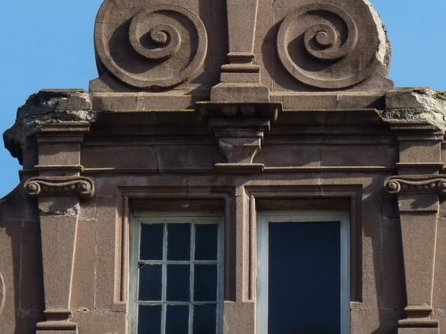 Architecture de Metz 6 fragments 19 04 10