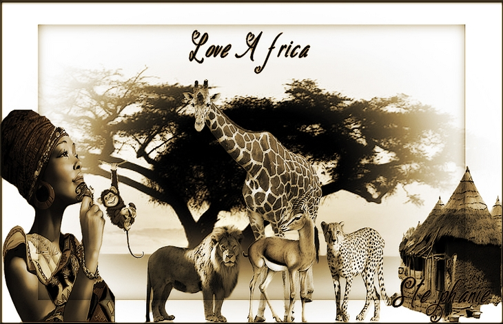 music africa +création