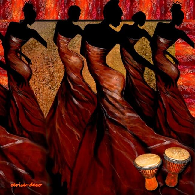 gif musique et danse africaine