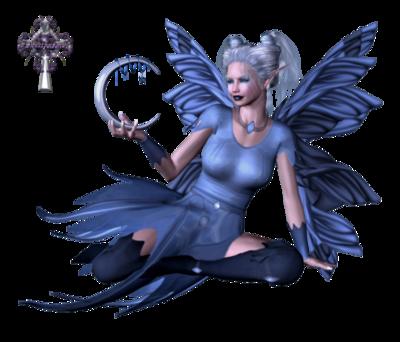 Anges, Elfes, Fées, Angel