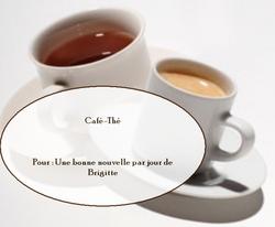participation au 124ème café-thé