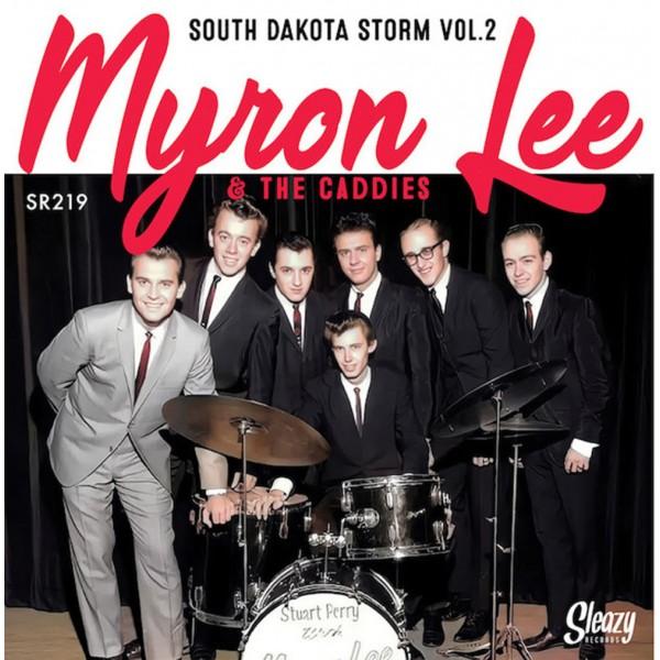 news + news Myron Lee & The Caddies