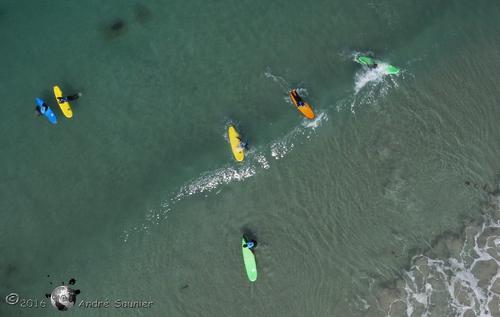 Surf à la Grève Blanche