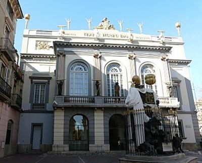 catalan musée dali entrée