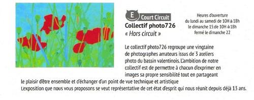 Le collectif 726 expose dans le cadre des Rencontres Photo de Chabeuil