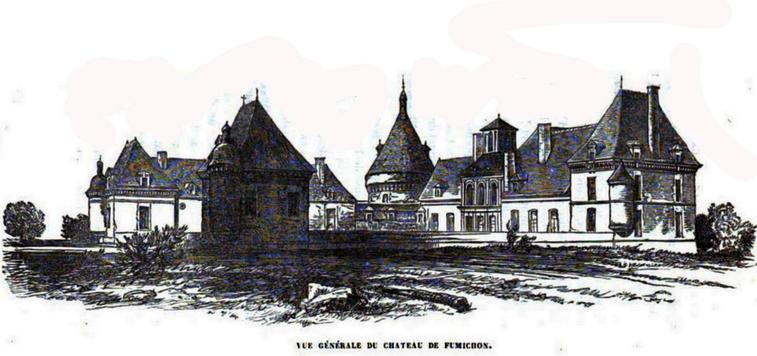 LES REMPARTS DE FUMICHON (Calvados)