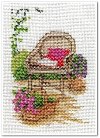 Banc et fauteuil de jardin 7