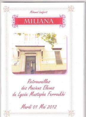 """Résultat de recherche d'images pour """"lycee mustapha ferroukhi, miliana"""""""