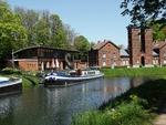 Balade printanière le long du canal du centre (mai 2016)