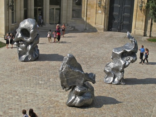 Urs Fischer Rodin ambassadeur