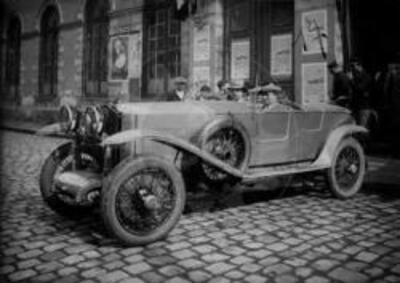 Le Mans 1924 Abandons