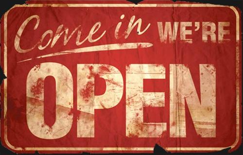 La brasserie est ouverte!!!