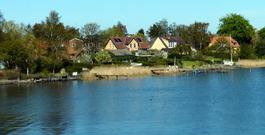 Sjaelland : de l'île de Mon au fjord de Roskilde