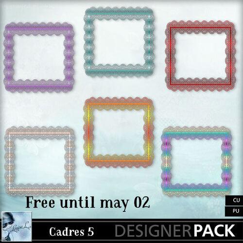 Free Cadres 5