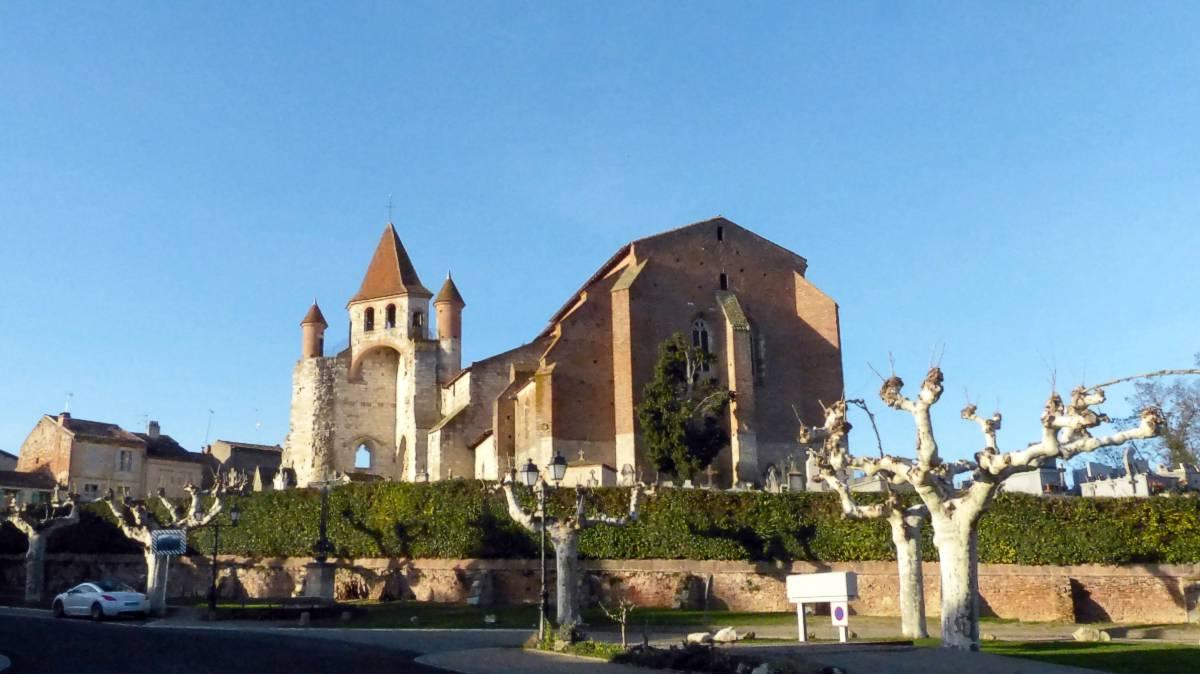 Église Saint-Pierre d'Auvillar