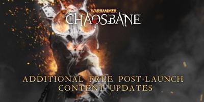 NEWS : Warhammer Chaosbane, Futurs ajouts proches*