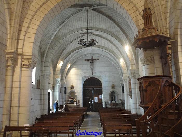 Eglise de Villedomer 37110-3